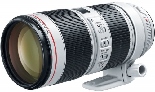 Canon 70-200 mm f/2.8L EF IS III USM - Obiektywy