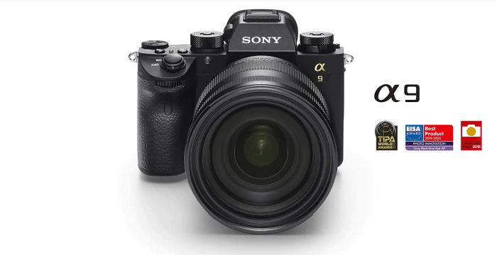 Aparat Sony A9 ILCE9