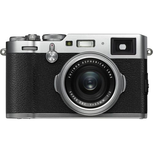 Fujifilm X100F srebrny - Aparaty