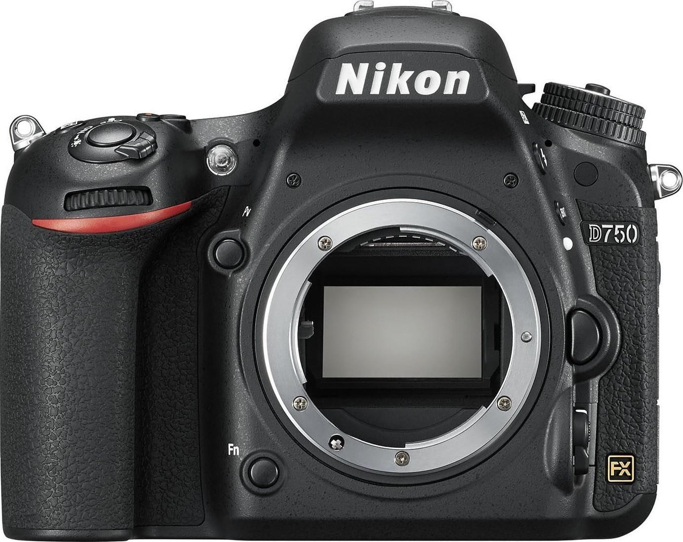 Nikon D750 body - Aparaty
