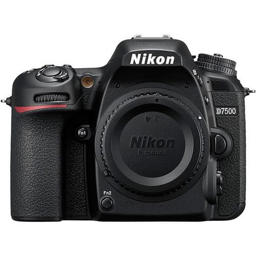 Nikon D7500 Body - Aparaty