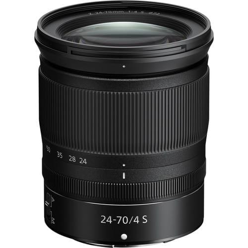 Nikon Nikkor Z 24-70mm F/4 - Obiektywy