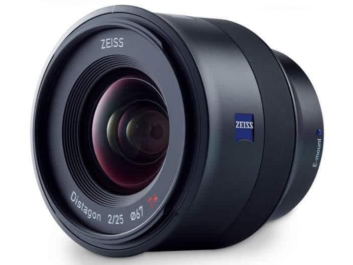 Obiektyw Zeiss Batis 25 mm f/2.0 - Obiektywy
