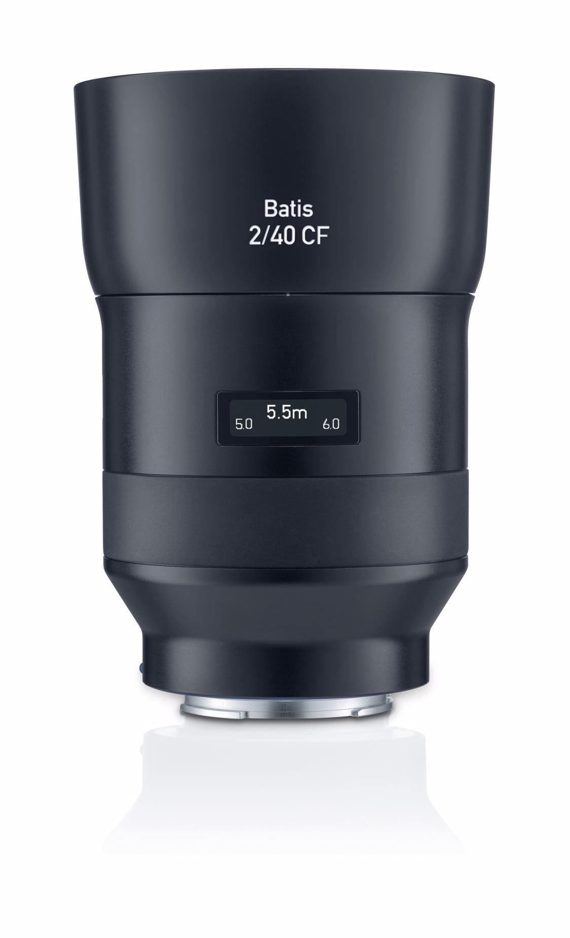 Obiektyw Zeiss Batis 40mm f/2,0 CF - Obiektywy