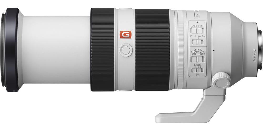 Obiektyw Sony 100-400mm F/4,5-5,6 GM OSS – SEL100400GM - Obiektywy