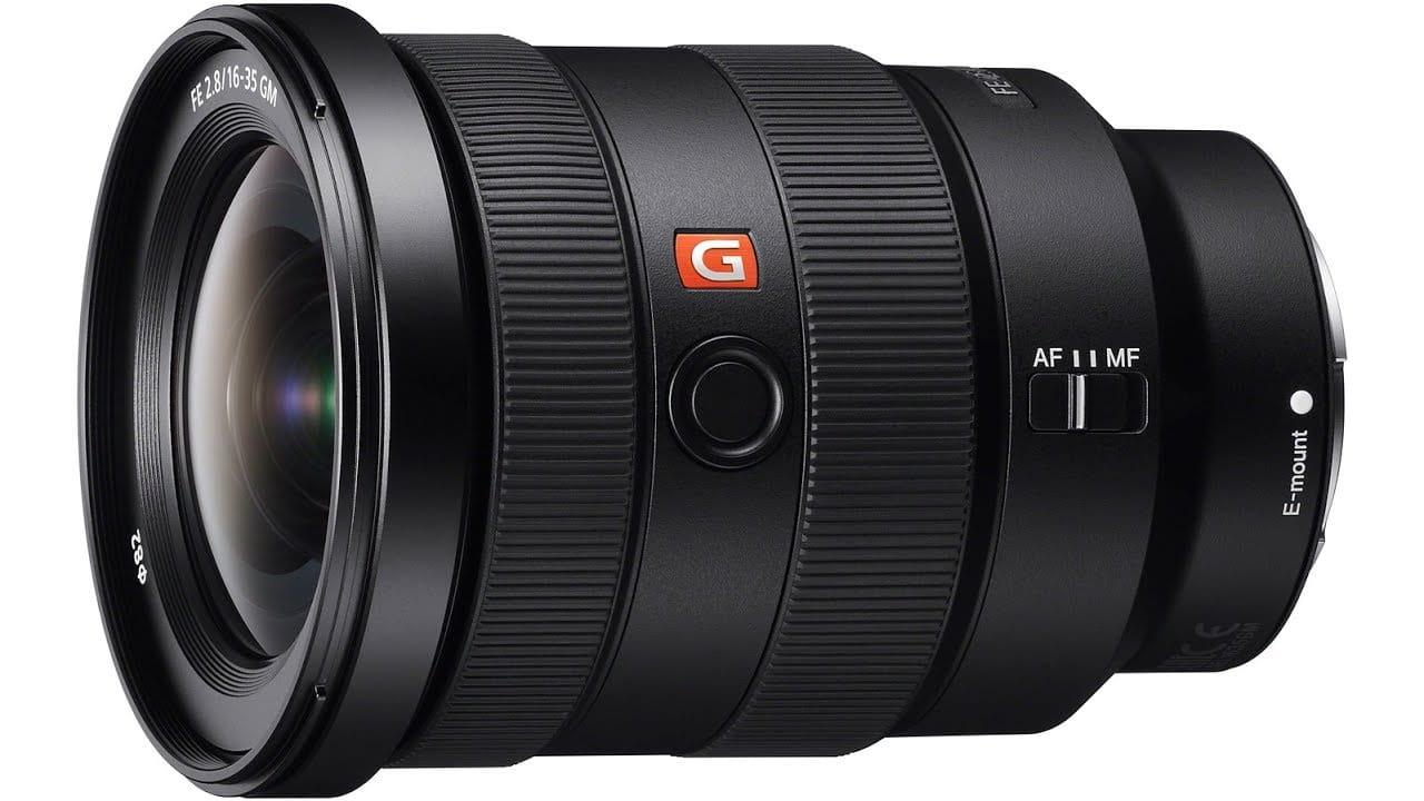 Obiektyw Sony 16-35mm F/2,8 GM - SEL1635GM