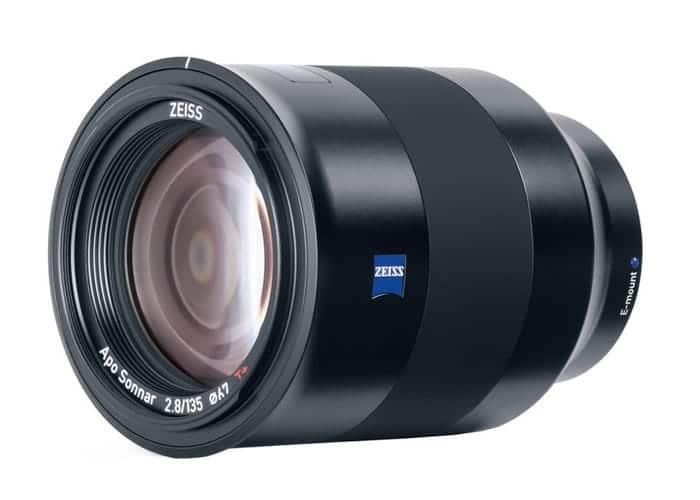 Obiektyw Zeiss Batis 135mm f/2,8 - Obiektywy