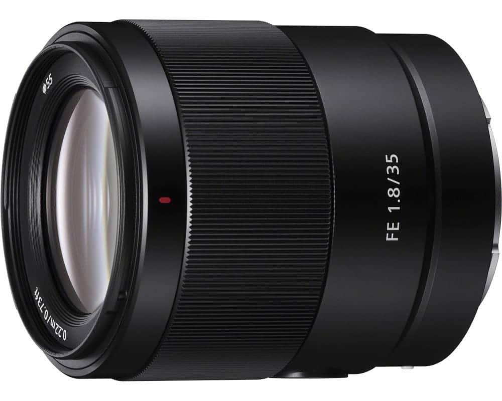 Obiektyw Sony FE 35mm F1.8 – SEL35F18F - Obiektywy