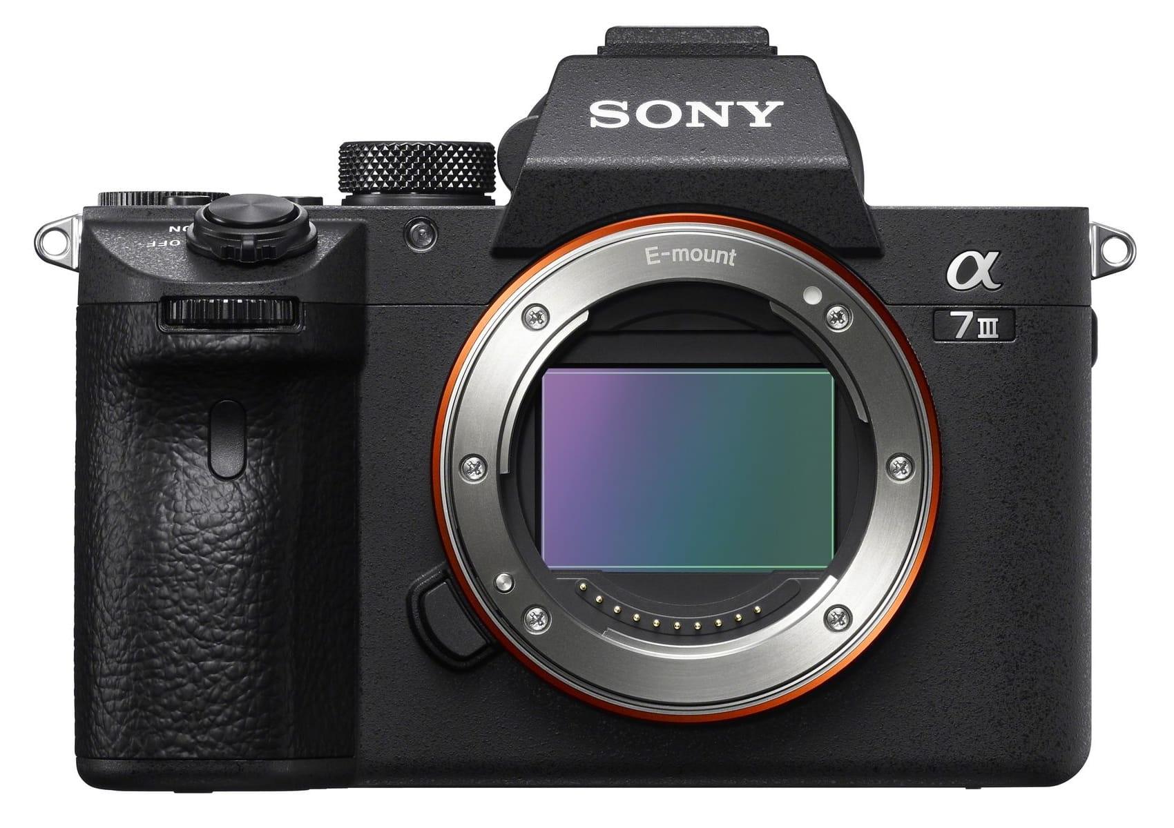 Sony A7III – ILCE7M3B - Aparaty