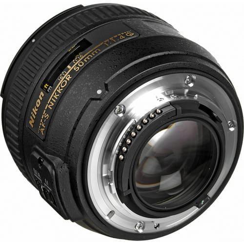 Nikon Nikkor 50 mm f/1.4 G AF-S - Obiektywy