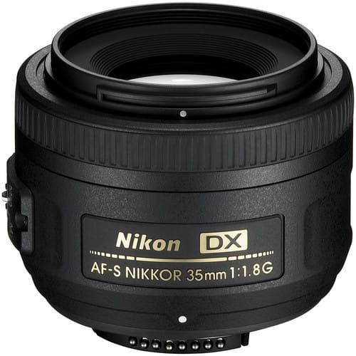 Nikon Nikkor 35 mm f/1.8G AF-S DX - Obiektywy