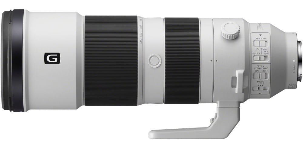 Obiektyw Sony FE 200-600mm f/5,6-6,3 G OSS – SEL200600G - Obiektywy