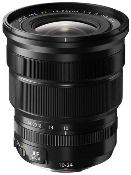 Fujifilm XF 10-24 mm f/4 R OIS - Obiektywy