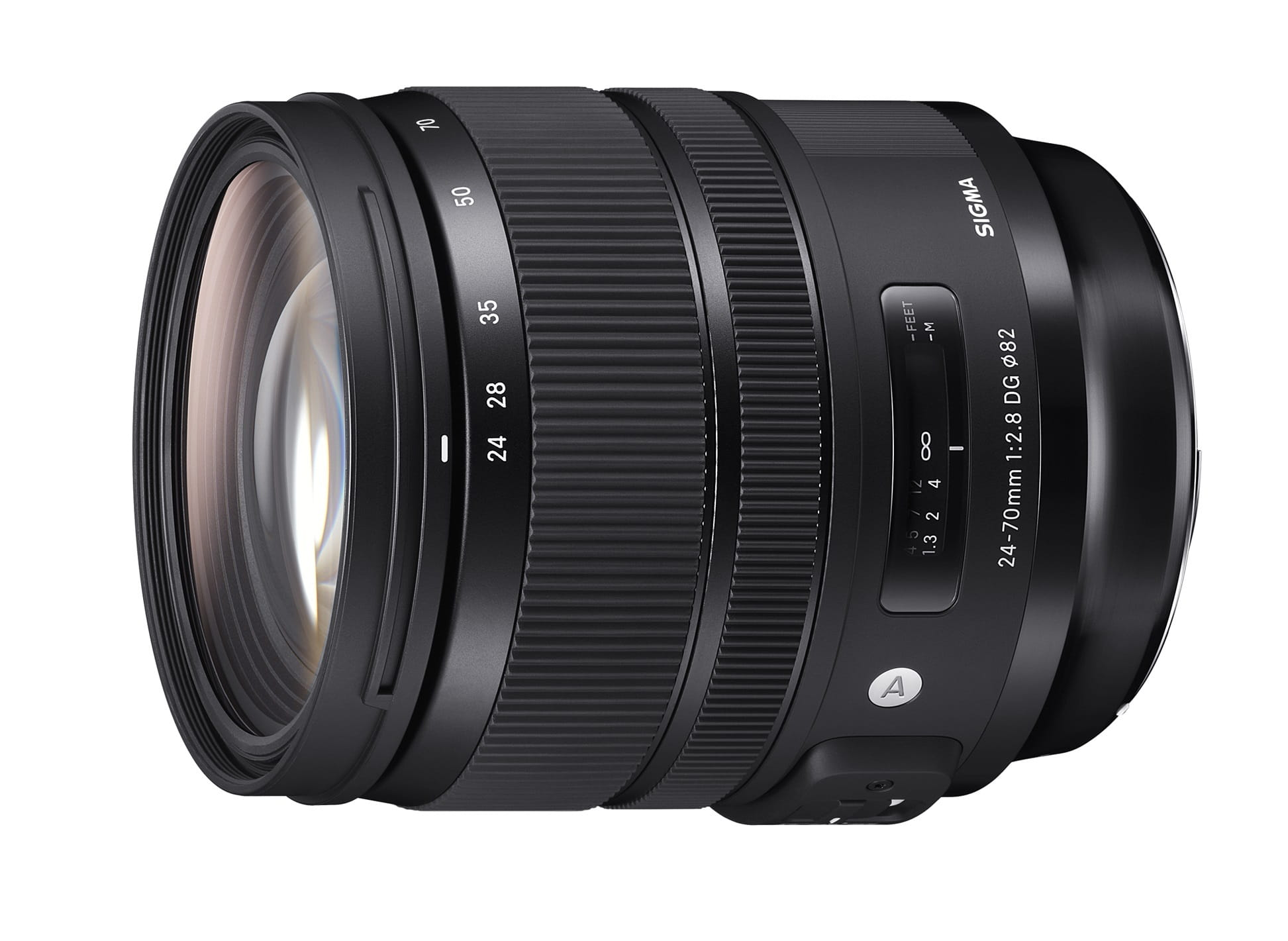 Sigma 24-70 mm f/2.8 DG OS HSM Canon