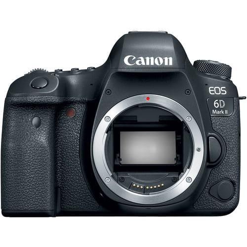 Canon EOS 6D Mark II - Aparaty