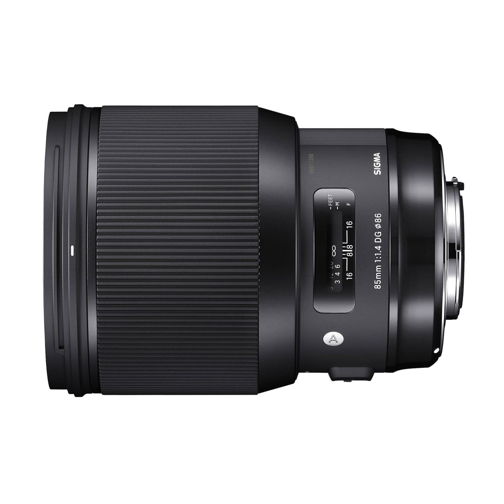 Sigma A 85mm F/1.4 DG HSM Nikon