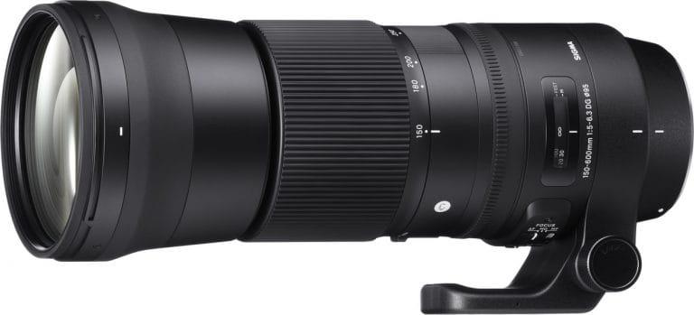 Sigma C 150-600mm f/5-6,3 DG OS HSM Canon