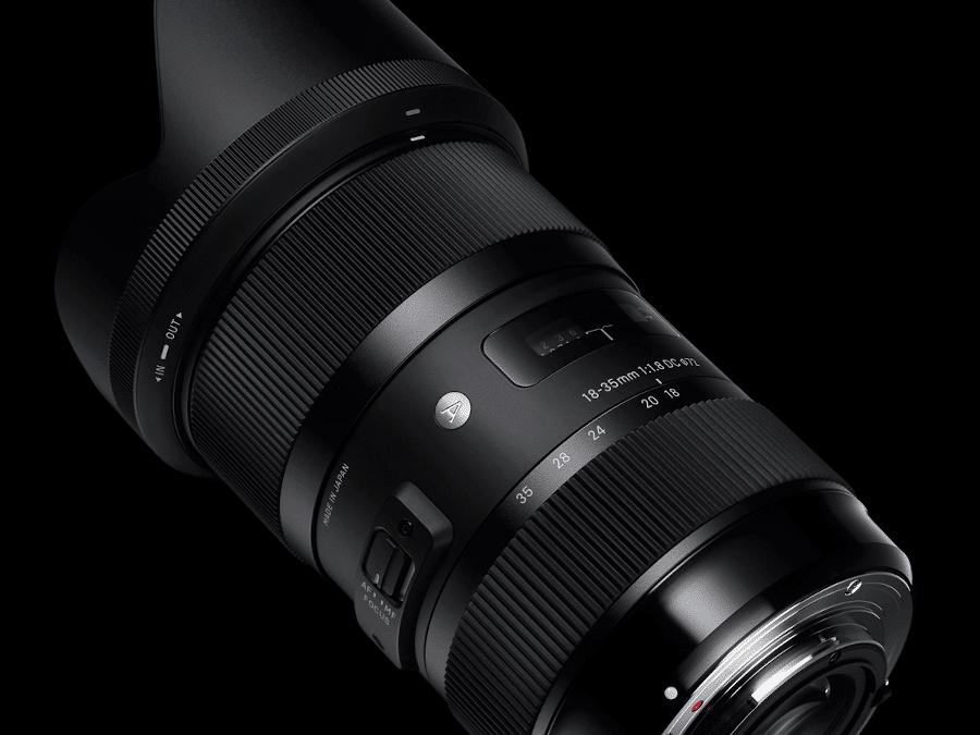 Sigma 18-35 mm f/1.8 DC HSM ART Nikon