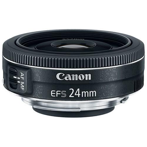Canon EF-S 24 mm f/2.8 STM - Obiektywy