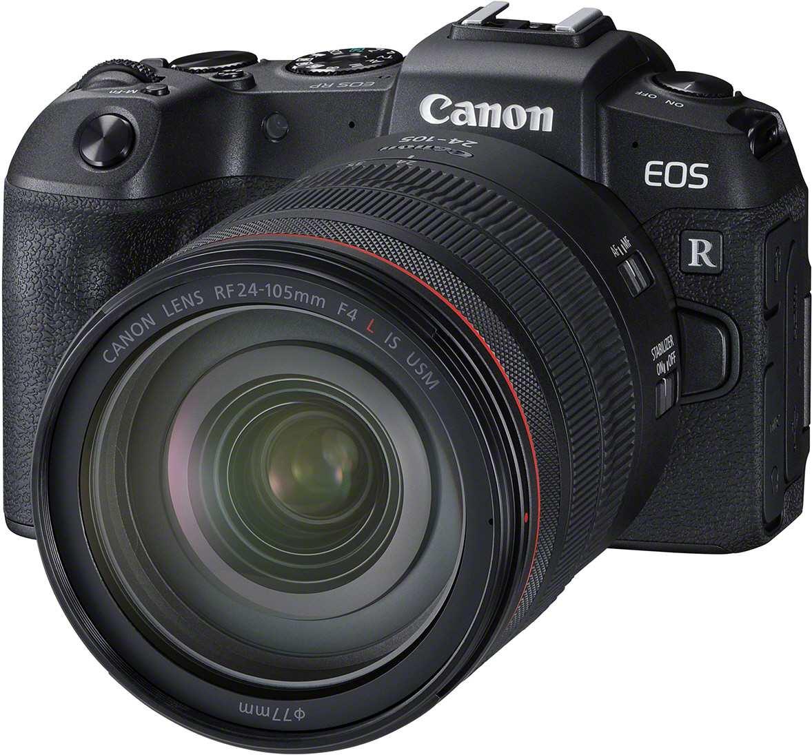 Canon EOS RP + RF 24-105/4 L - Zestawy