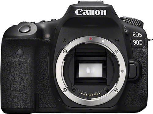 Lustrzanka Canon EOS 90D - Aparaty