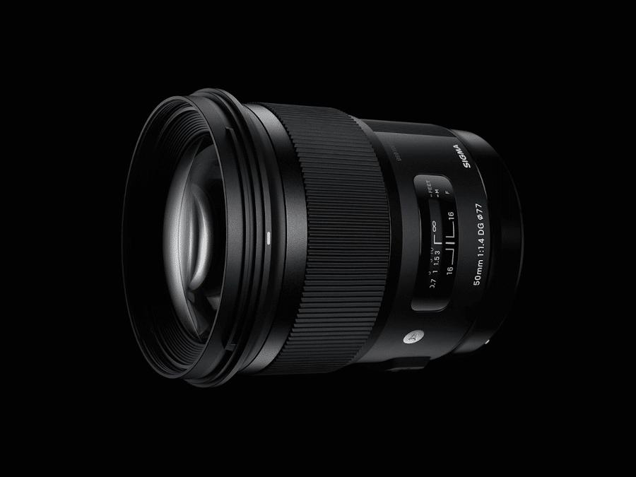 Sigma 50mm f/1.4 ART DG HSM Canon