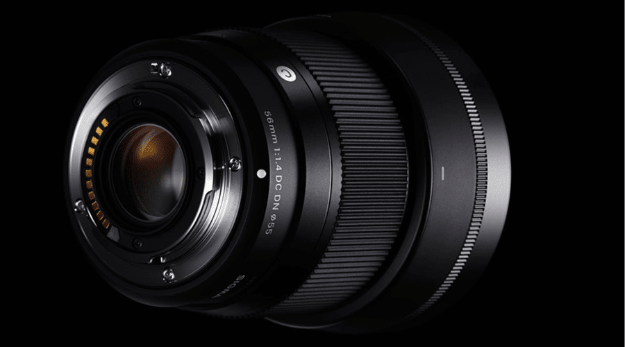 Sigma 56mm f/1.4 C DC DN Sony E