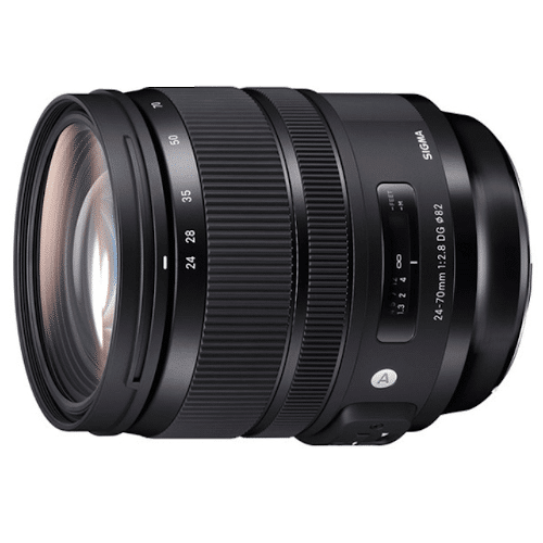 Sigma A 24-70 mm f/2.8 DG OS HSM Nikon