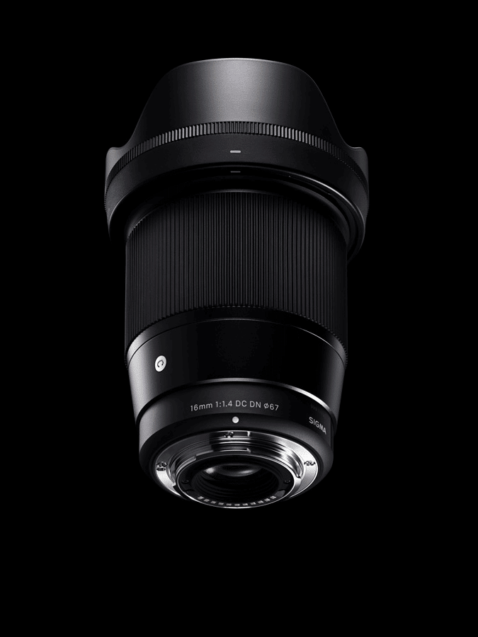 Sigma C 16mm f/1.4 DC DN