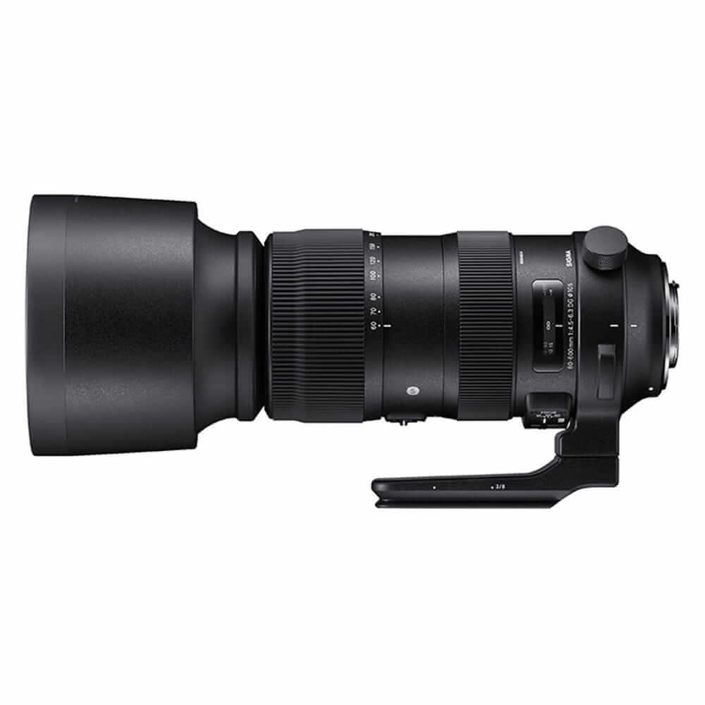 Sigma S 60-600 mm f/4.5-6.3 DG OS HSM Nikon - Obiektywy