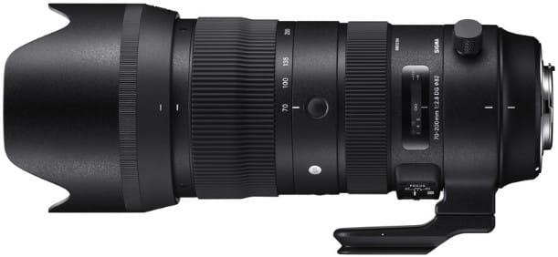 Sigma S 70-200/2.8 DG OS HSM Nikon