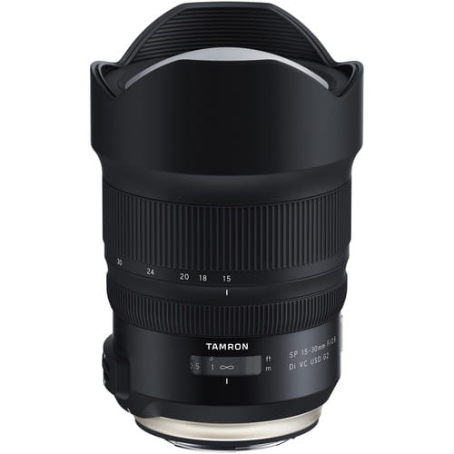 Tamron 15-30 mm f/2.8 SP Di VC USD G2 Canon