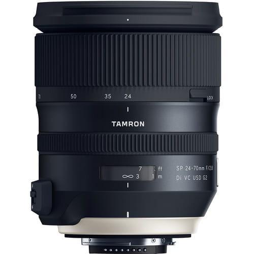 Tamron 24-70 f/2.8 VC USD G2 Canon - Obiektywy