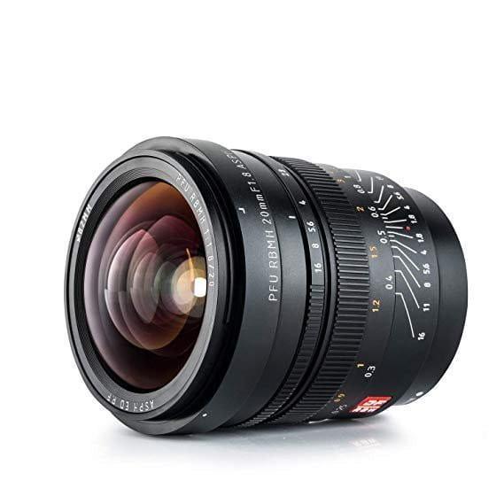 Viltrox FE 20mm f/1.8 Sony E - Obiektywy