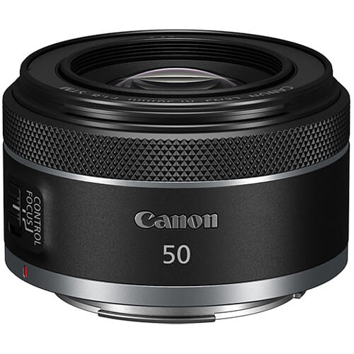 Canon RF 50mm F1.8 STM - Obiektywy