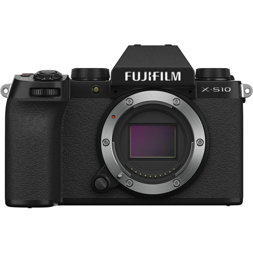 Aparat Fujifilm X-S10 - Aparaty