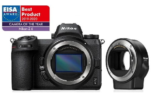 Nikon Z6 + FTZ - Aparaty