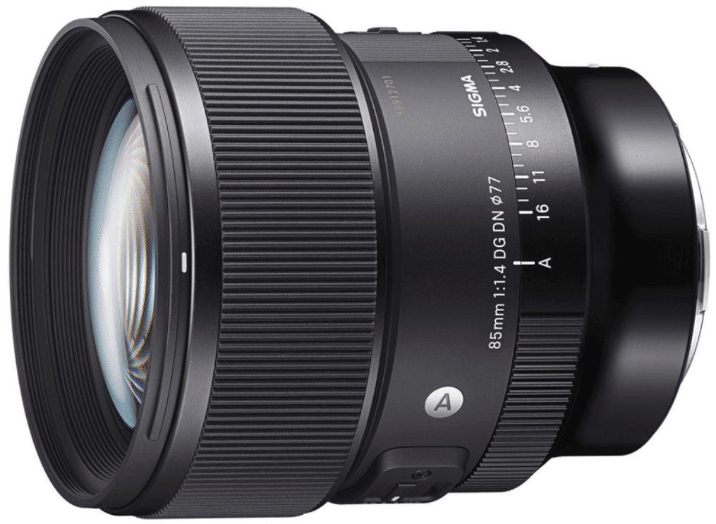 Sigma 85mm F1.4 DG DN Art Sony E - Obiektywy
