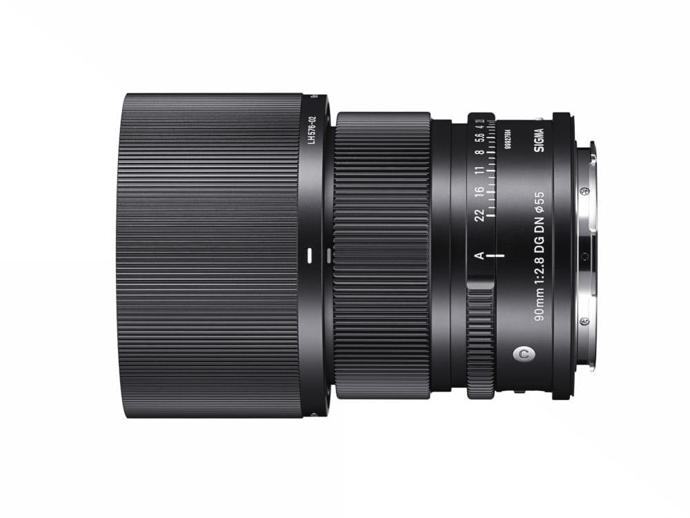 Sigma 90mm F2.8 DG DN Contemporary Sony - Obiektywy